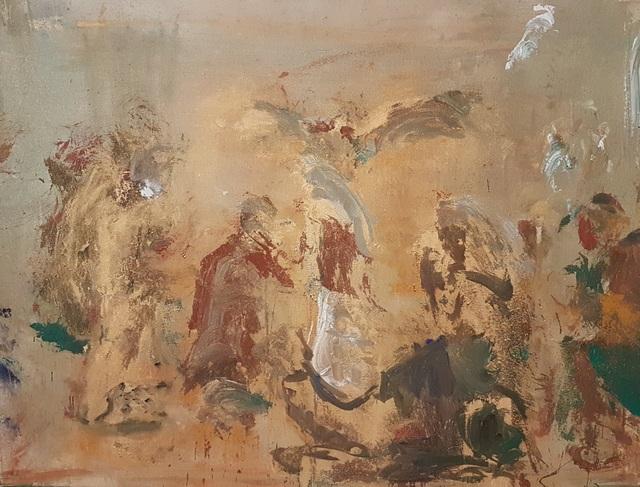 , 'Bethlehem,' 2017, DSC Gallery