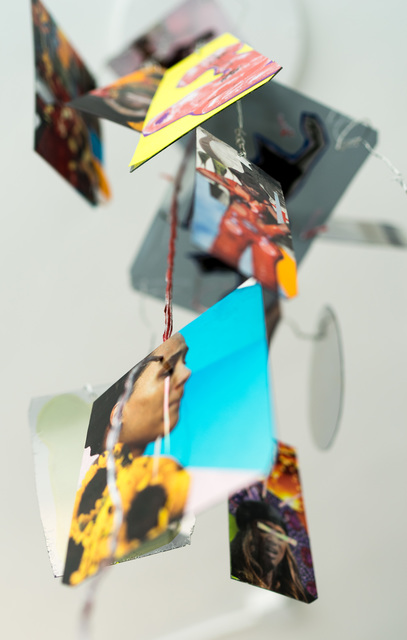 , 'Untitled Mobile Collage,' 2018, Dominique Gallery