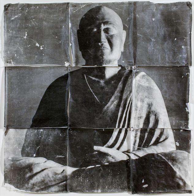 , 'Ganjin,' 2000-2001, Rosier Gallery