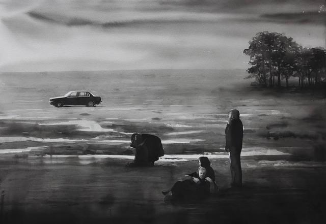 , 'Le sacrifice, Andreï Tarkovski (The Sacrifice, 1986),' 2016, Galerie Les filles du calvaire