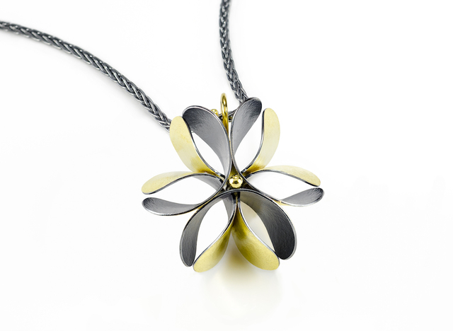 , 'Large Anise Pendant ,' , Facèré Jewelry Art Gallery