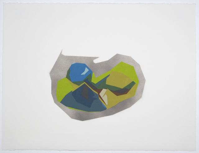 , 'E's Blues,' 2014, Galleri Urbane