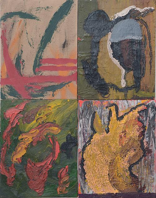 , 'Adirondack Avenue 3,' 2015, Anita Shapolsky Gallery