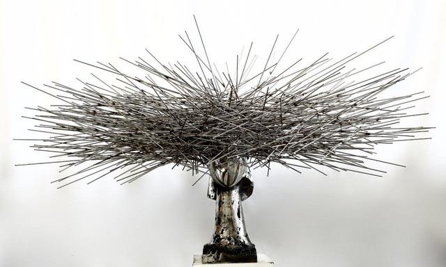 , 'Clio Plateada,' 2018, Contini Art Gallery