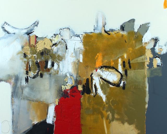 , 'Matières en mouvement 15,' 2017, Galerie de Bellefeuille