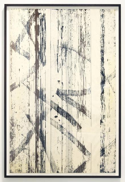 , 'In den eigenen vier Wänden wir müssen uns verschwenden,' 2008, Richard Taittinger Gallery