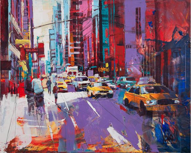 Voka, 'NYC 01', 2018, ArtCatto