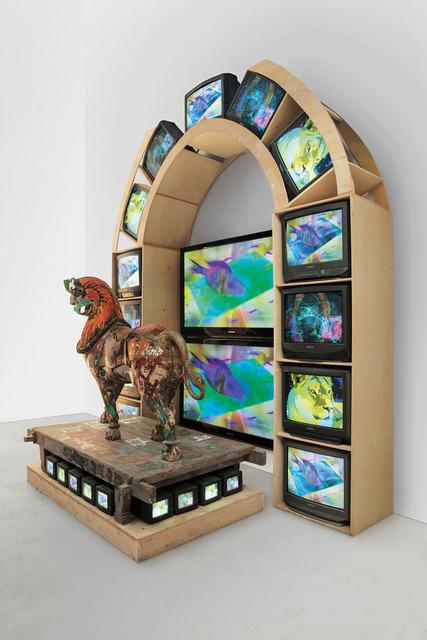 , 'Lion,' 2005, Gagosian