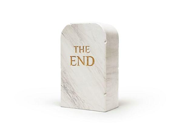 Maurizio Cattelan, 'THE END - Pouf', 2016, Aurifer AG
