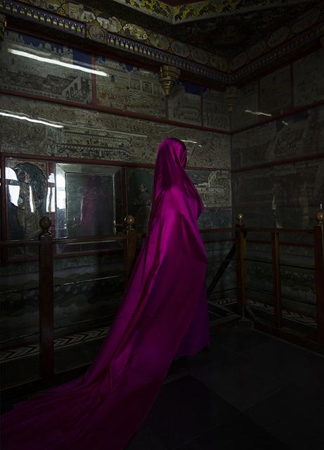 , 'Purple Shroud,' 2013, Art First