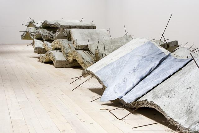 , 'Étroits sont les Vaisseaux (Narrow are the Vessels),' 2002, MASS MoCA