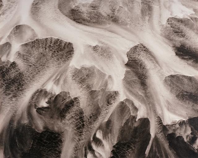 Jeffrey Conley, 'River Delta 1, Iceland', 2018, Peter Fetterman Gallery