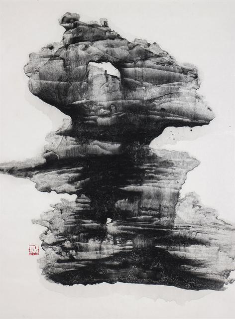 , 'Peering Forward,' 2016, Galerie Huit