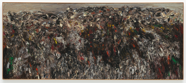 Sonia Gechtoff, 'Mystery of the Hunt', 1956, San Francisco Museum of Modern Art (SFMOMA)