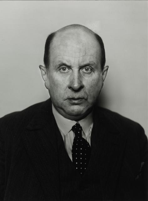 , 'Scholar [Otto Mente], 1929,' , Galerie Julian Sander