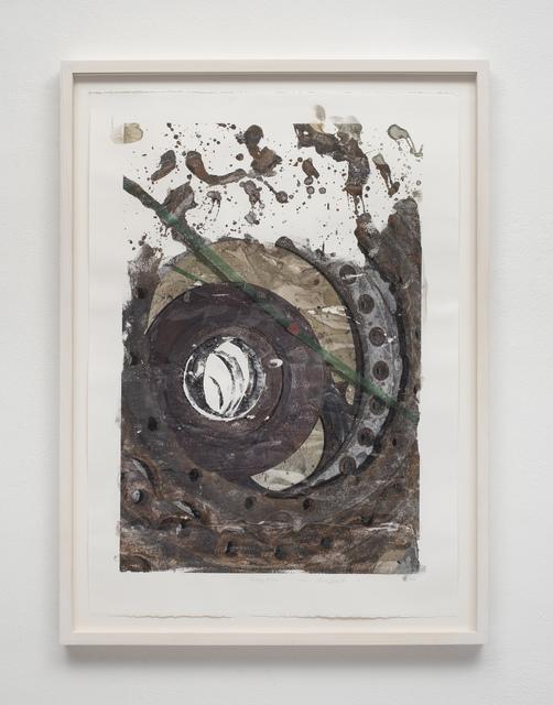, 'Captiva - Centrifugal Force,' 2016, Galleria Pack