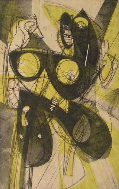 Stanley William Hayter, 'Ceres', 1947-1948, Dolan/Maxwell