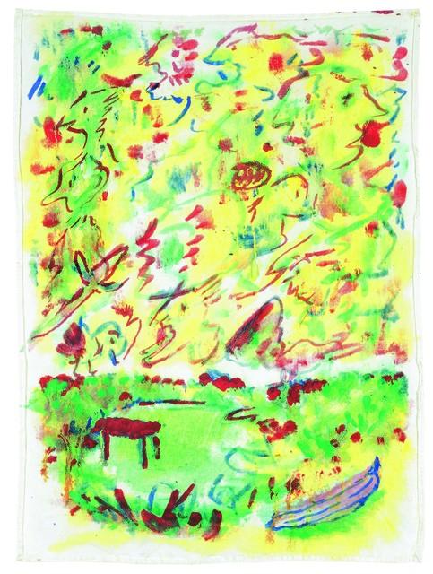 Alfred Klinkan, 'Handkerchief Painting', 1979, Galerie Bei Der Albertina Zetter