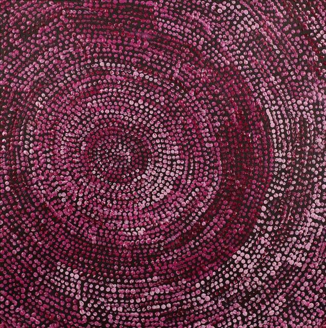 , 'Ngapa Jukurrpa,' 2017, Rebecca Hossack Art Gallery
