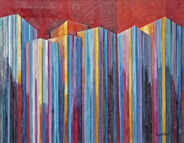 , 'Address Unknown,' 2006, Court Tree Gallery