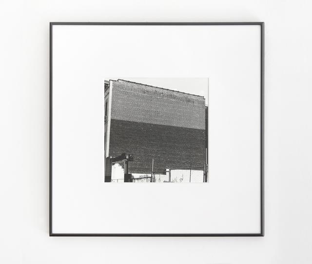 , 'Wall #2,' 2014, Muriel Guépin Gallery