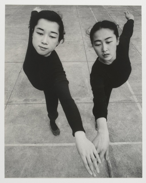 , 'Title unknown (dancers),' 1955, MEM