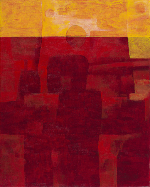 , 'Figure in Red,' 2007, Vigo Gallery