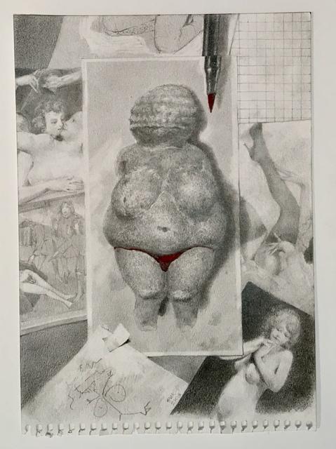 , 'full frontal nudity,' 2018, Galerie Michaela Stock