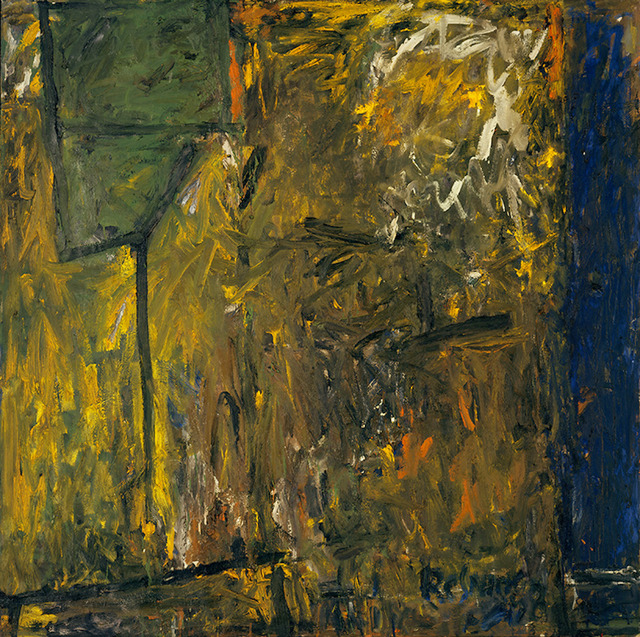 , 'RUNAWAY,' 1958, The Milton Resnick and Pat Passlof Foundation