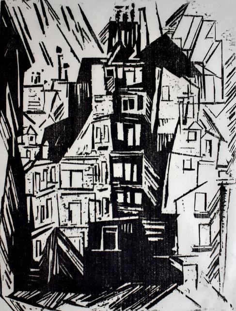 , 'Parisian Houses | Pariser Häuser,' 1920-1927, Gilden's Art Gallery