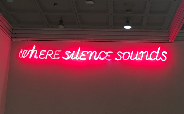 , 'Where Silence Sounds,' 1998, Erica Ravenna Fiorentini Arte Contemporanea