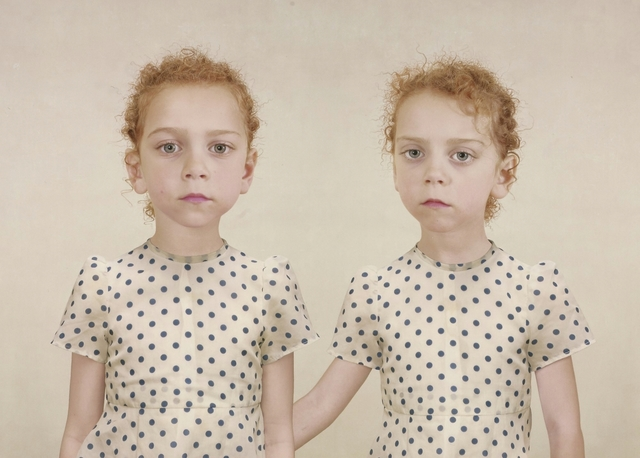 Loretta Lux, 'Sasha and Ruby,' 2005, J. Paul Getty Museum