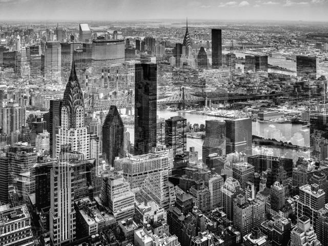 , 'Manhattan (New York, USA),' 2014, Galerie de Bellefeuille