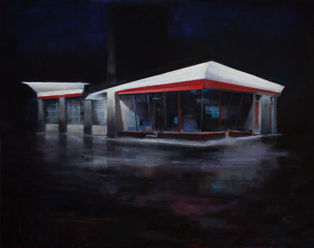 , 'Mid-Century Reservoir,' 2018, Addison/Ripley Fine Art