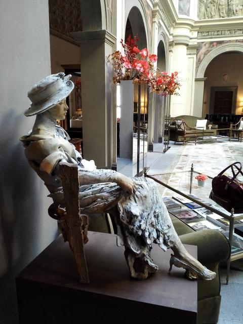 , 'Elegance,' 2013, Frilli Gallery