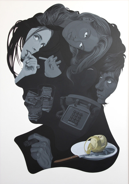 Colin McMaster, 'Silhouette 2', 2010, Jewel Goodby Contemporary