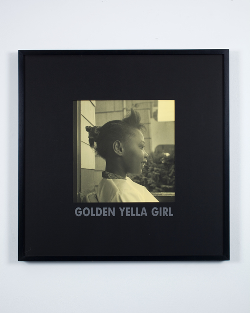 , 'Golden Yella Girl,' 1997, Jack Shainman Gallery
