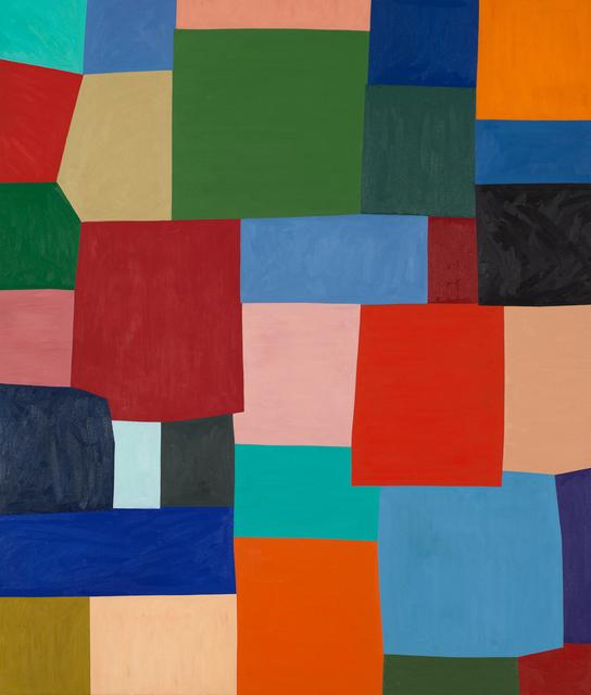 , 'Machu Picchu,' 2017, Modernism Inc.