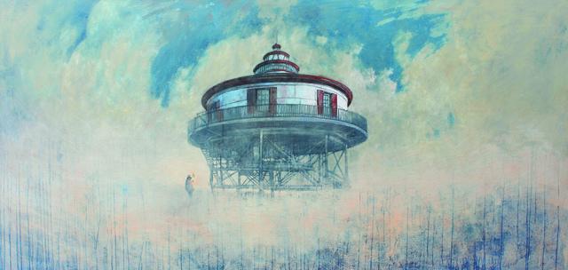 , 'TOWARD THE SUN,' 2014, Galleria Punto Sull'Arte
