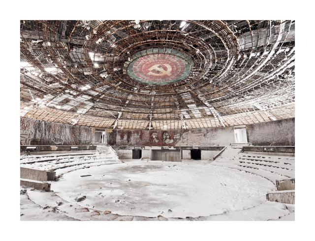 , 'Amnesia Project - Buzludja indoor,' , Victor Lope Arte Contemporaneo
