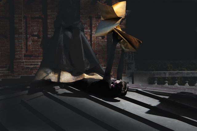 , 'Castor et Pollux,' 2013, Galerie Les filles du calvaire