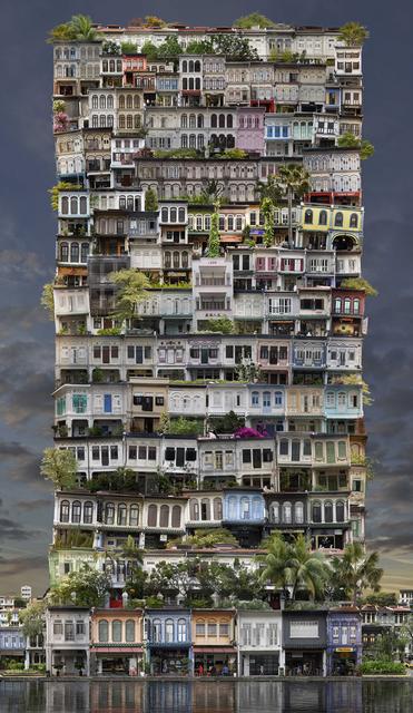 , 'Babel 37,' 2017, Villa del Arte Galleries