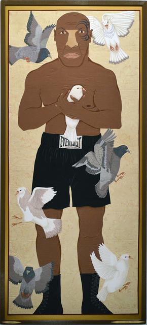 , 'Tyson,' 2013, Antieau Gallery