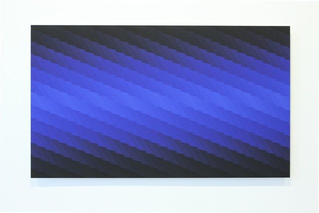 , 'Polarisation painting,' 2015, Parasol unit foundation for contemporary art