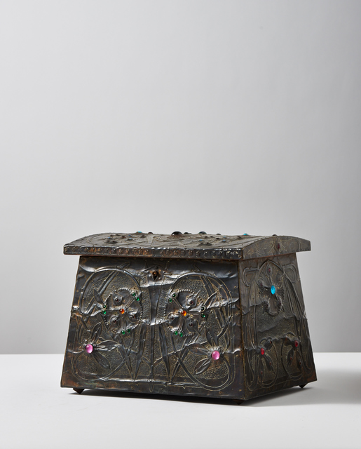 , 'Trillium Treasure Box,' 1904, Jason Jacques Gallery