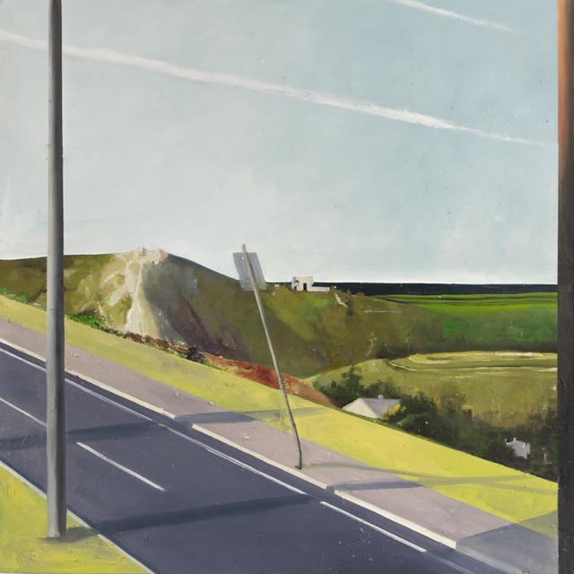 , 'Skyline Road,' 2017, Andra Norris Gallery