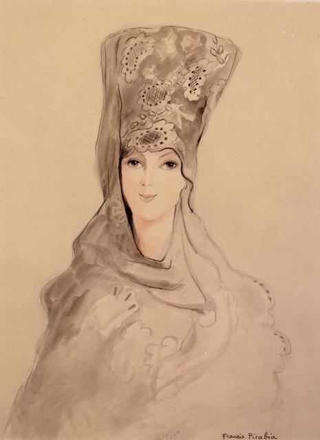 """, '""""Espagnole"""",' ca. 1923-1927, Michael Werner Gallery"""