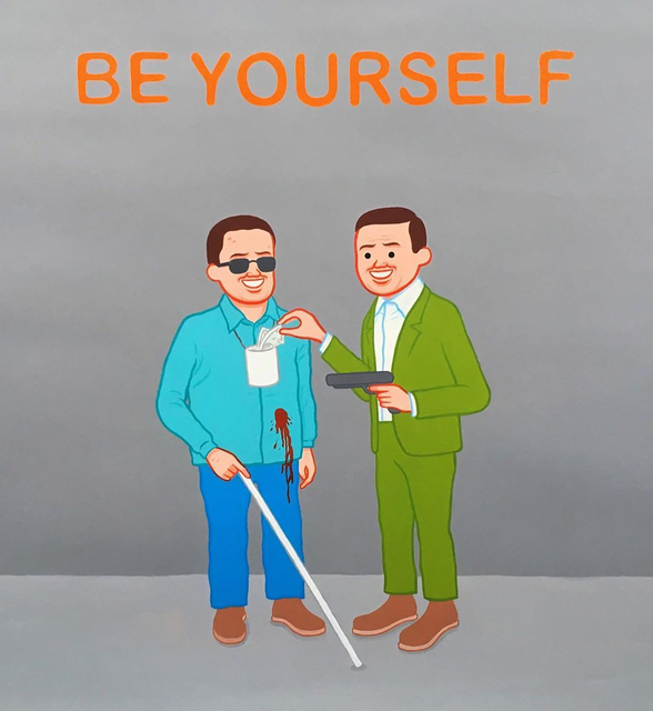 , 'Be Yourself,' 2019, GR Gallery