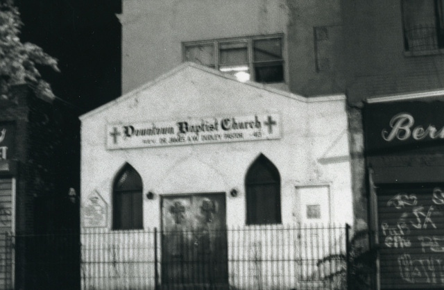 , 'Baptist Church in White, (Invisible Man Series),' 1988, Jenkins Johnson Gallery
