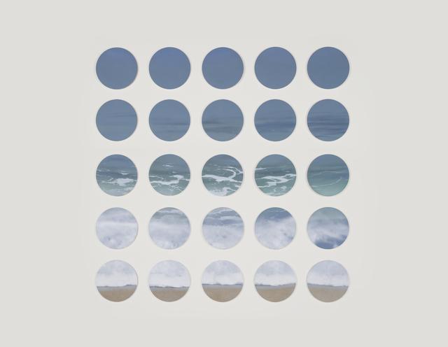 , 'Ocean Series 3,' 2016, Gallery Henoch